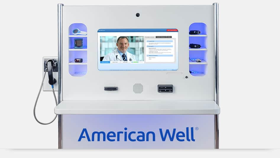 american well 2 2 consultadoctor consult a doctor if you have a non-emergency medical  in  addition to the website, american well's mobile application,.