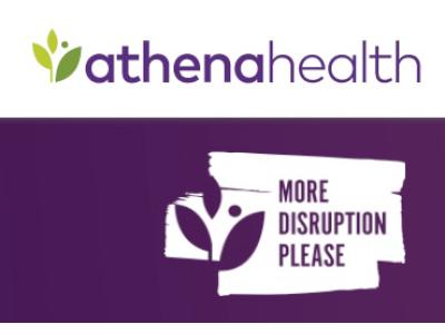 Avizia Partners with athenahealth's 'More Disruption Please' Program
