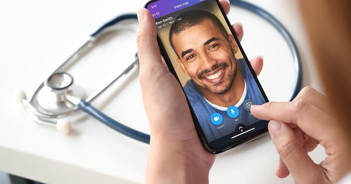 New Amwell Research Finds Telehealth Use Will Accelerate Post-Pandemic - Amwell